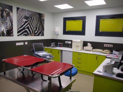 Sala de ecografía